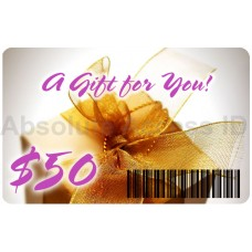 Gift Card, Credit Card Size