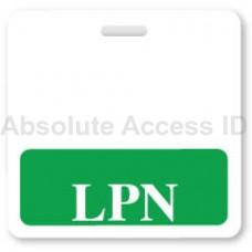 Badge Buddy LPN Horizontal  (25 Qty)