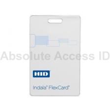 HID Indala FlexCard Clamshell Card FPCRD-SSSMW-0000