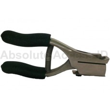 Hand Held ID Card Slot Punch 3/16""