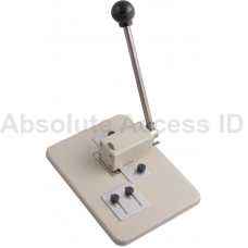 Table Top ID Card Slot Punch