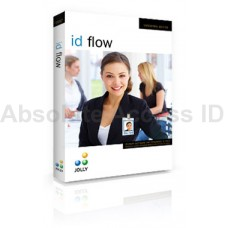 Jolly ID Flow Premier Edition Card Printer Software