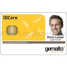 Gemalto IDCore 30 Smartcard