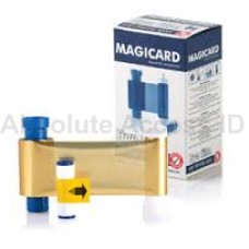 Magicard MA1000K-Gold Foil Monochrome Dye Film