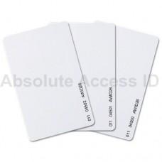AWID Proximity Clamshell Card CS-AWID-0-0 Programmed