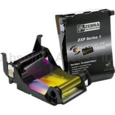 Zebra Load-N-Go Series 1 Color Ribbon YMCKO 100 Images 800011-140