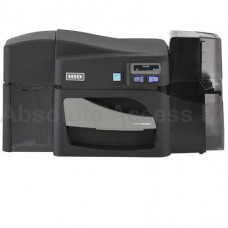Fargo DTC4500e Dual Sided Card Printer w/Smart Card Encoder 55106