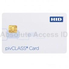 HID PIV/ PIV-I Cards