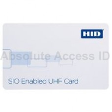 HID 600x SIO Enabled UHF Card