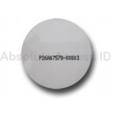 ID Secure Prox Proximity Disk w/Adhesive Back (HID 1391)