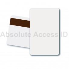 Fargo Ultracard 81750 CR-80  LoCo Mag Stripe Cards  500 per pack
