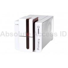 Evolis Primacy Simplex ID Card Printer w/CAEN RFID UHF R1230CB ETSI Contactless Encoder