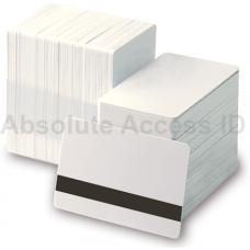 Standard 30mil PVC Card w/Hi-CO Mag Stripe
