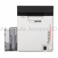 Evolis Avansia Dual Sided ID Card Printer, AV1H0000BD