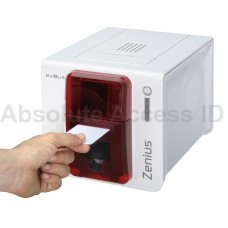 Evolis Zenius Single Sided ID Card Printer