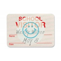 Expiring Visitor Badges